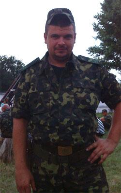 Человський Дмитро Миколайович