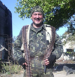 Грузовенко Олександр Сергійович