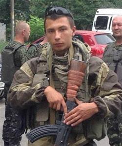 Леонченко Микита Сергійович