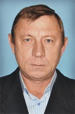 Серебринський Володимир Олександрович