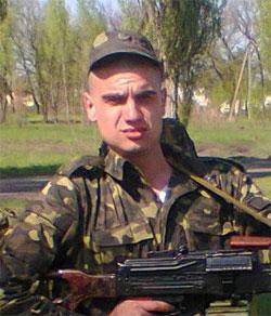 Каліберда Артем Миколайович
